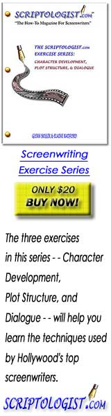Screenwriting Exercise Series
