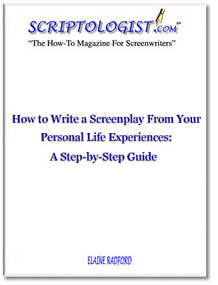 How to Write a Screenplay From Your Personal Life Experiences: A Step-by-Step Guide